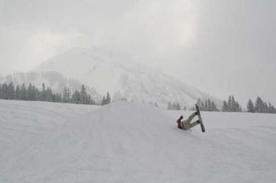 Skifahren Gruenten 47