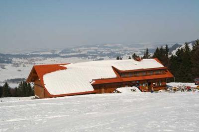 Skifahren Gruenten 51