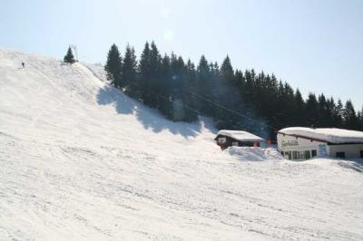 Skifahren Gruenten 53