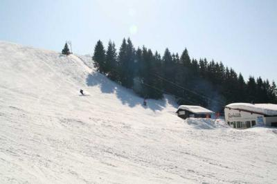 Skifahren Gruenten 54