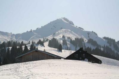 Skifahren Gruenten 59