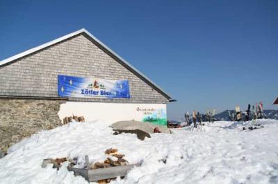 Skifahren Gruenten 60