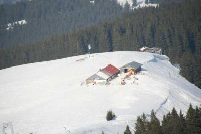 Skifahren Gruenten 64