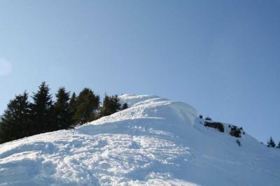 Skifahren Gruenten 65