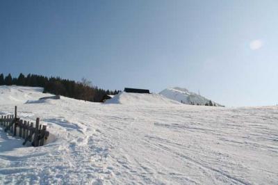 Skifahren Gruenten 66