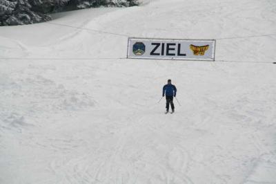 Skifahren Gruenten 6