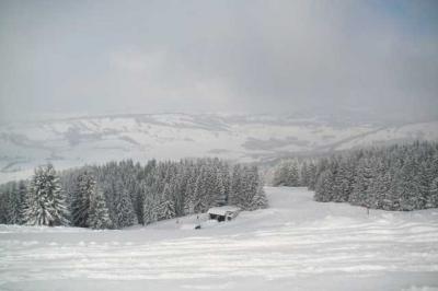 Skifahren Gruenten 8