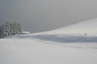 Skifahren Gruenten 9