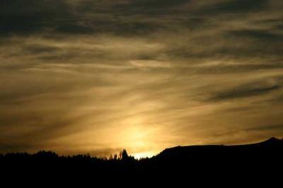 Sonnenuntergang Alpsee 11