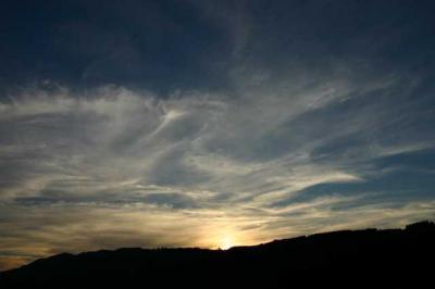 Sonnenuntergang Alpsee 14