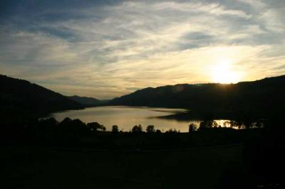 Sonnenuntergang Alpsee 15