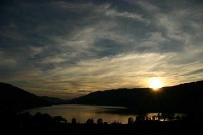 Sonnenuntergang Alpsee 19
