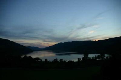 Sonnenuntergang Alpsee 3