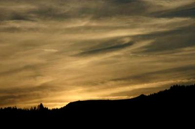 Sonnenuntergang Alpsee 4