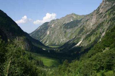 Stuibenfall Oytal und Kaeseralpe 14