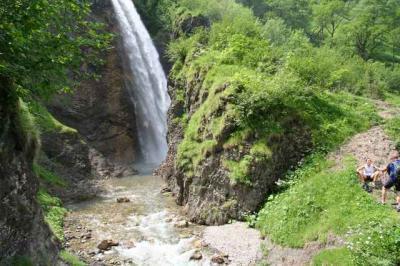 Stuibenfall Oytal und Kaeseralpe 34